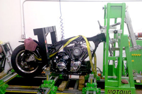 Motorcycle Frame Techs